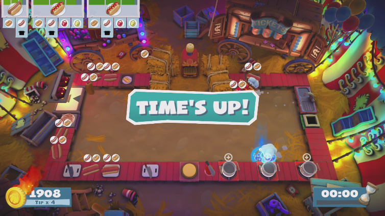 ChangeMyPitchUp playing Overcooked! 2