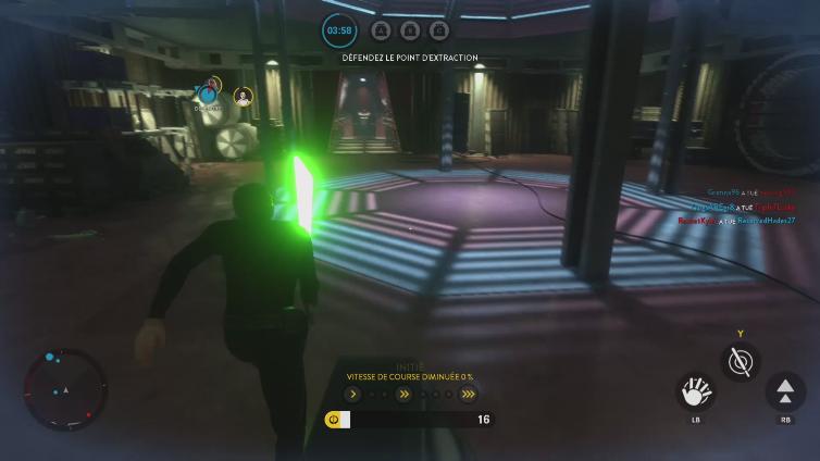 Solar Kaos playing Star Wars Battlefront