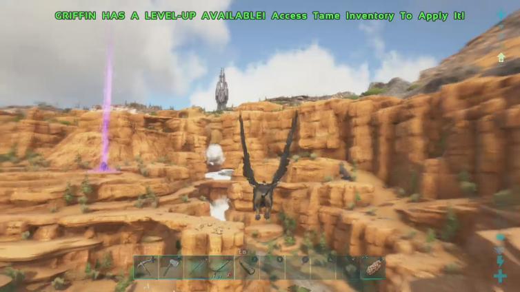 Zero Gravity206 playing ARK: Survival Evolved